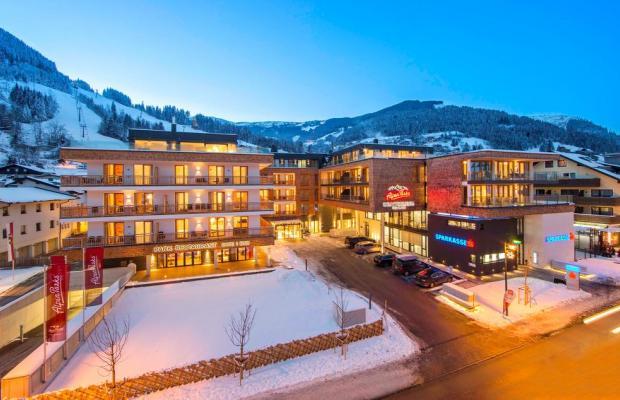 фото отеля AlpenParks Hotel & Apartment Central Zell am See изображение №1