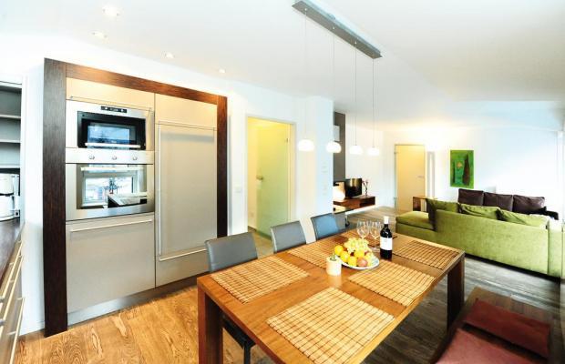 фото отеля Aparthotel der Gletscherblick (ex.Sun Snow Golf Aparthotel Kaprun) изображение №21