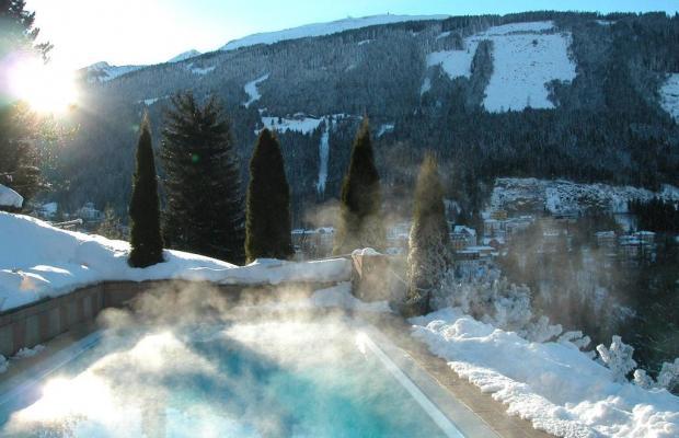 фотографии отеля Hotel Alpenblick изображение №23