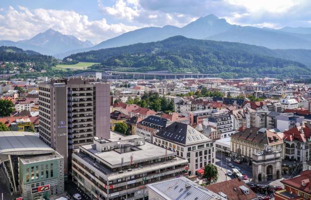 фото отеля Hilton Innsbruck (ex. Holiday Inn) изображение №9