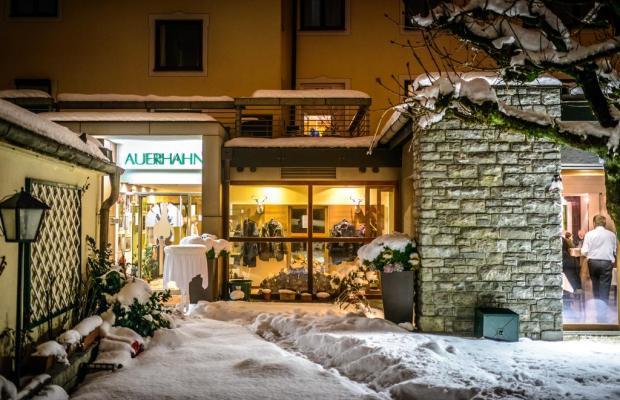 фотографии отеля Gasthof Auerhahn изображение №7