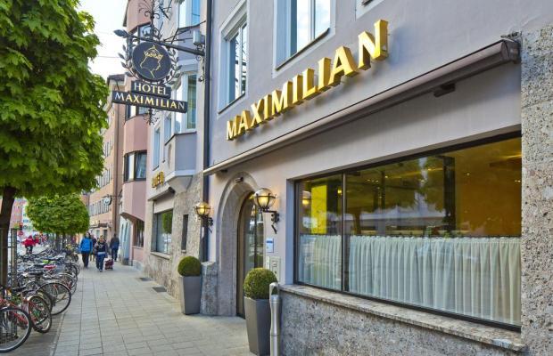 фото отеля Maximilian Stadthaus Penz изображение №5