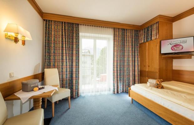 фотографии отеля Kur- & Sporthotel Garni Alpenhof  изображение №27