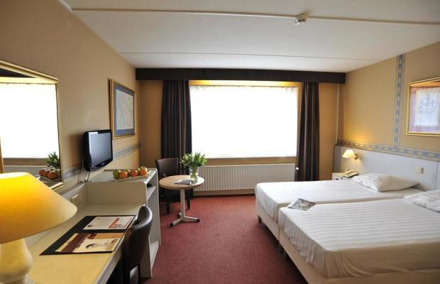 фото отеля Tulip Inn Amsterdam Riverside изображение №13