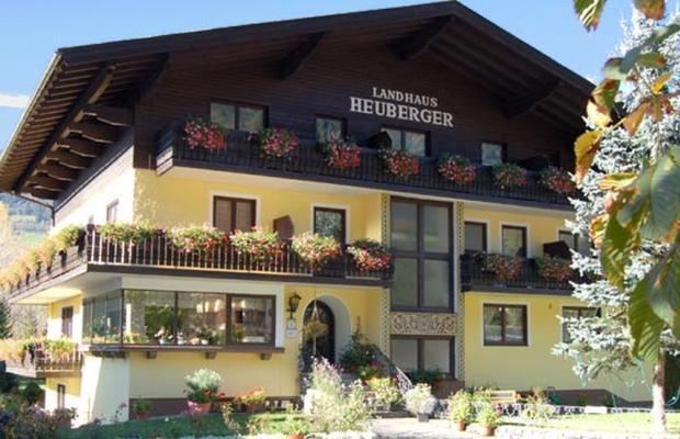 фотографии отеля Landhaus Heuberger изображение №3