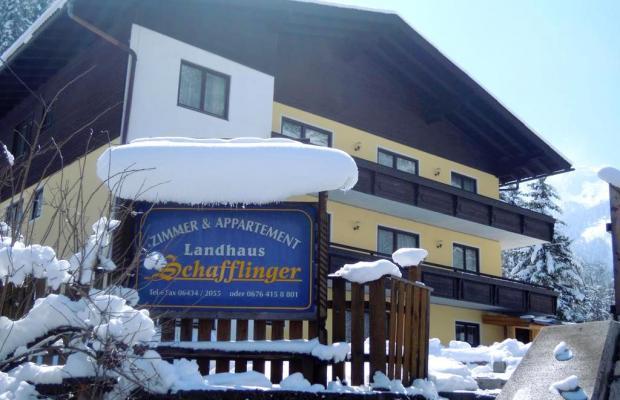 фото отеля Landhaus Schafflinger изображение №1
