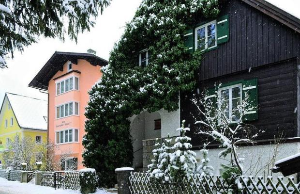 фото отеля Thermenhotels Gastein Villa Frohsinn изображение №1
