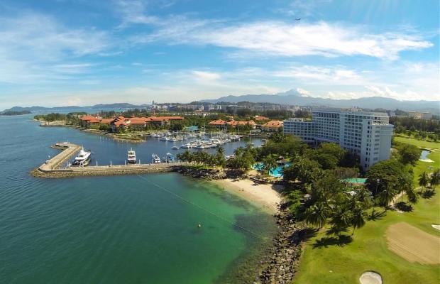 фото отеля Sutera Harbour Resort изображение №1