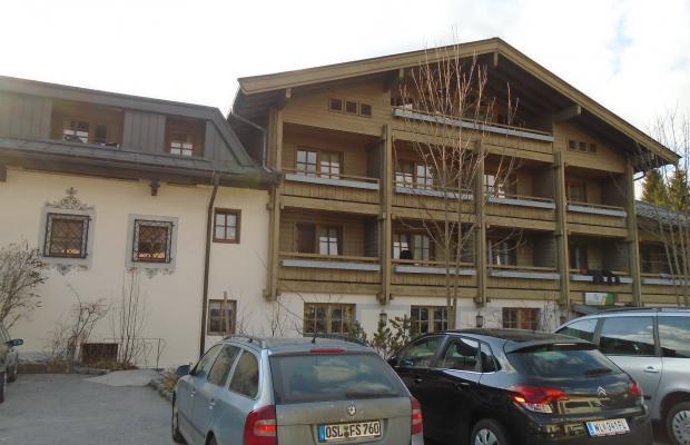 фотографии Landgasthof-Hotel Almerwirt изображение №12
