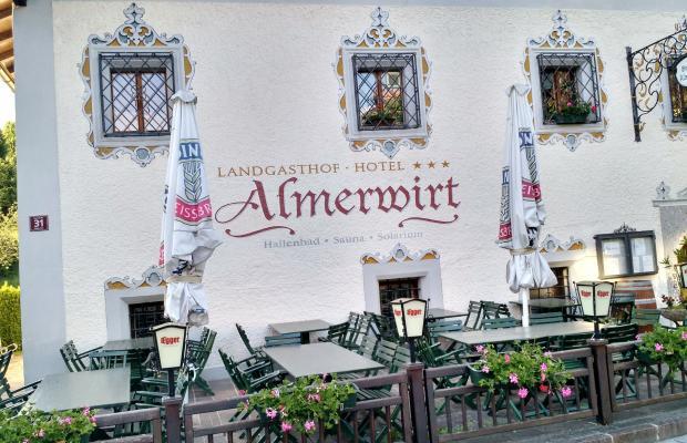 фотографии отеля Landgasthof-Hotel Almerwirt изображение №7