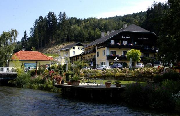 фотографии отеля Seehotel Steiner изображение №7