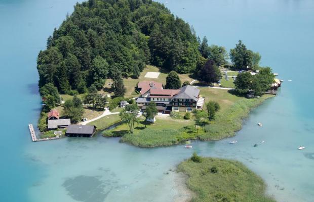 фото отеля Inselhotel Faakersee изображение №1
