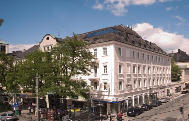 фотографии отеля Hotel am Mirabellplatz (ex. Austrotel Salzburg) изображение №55