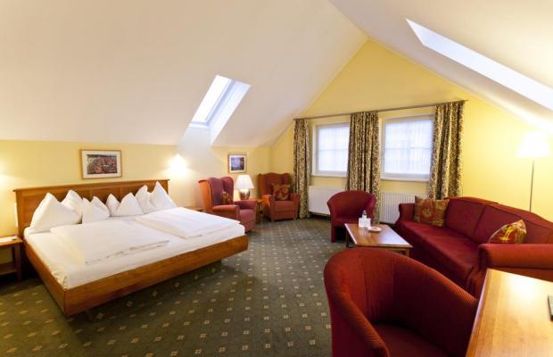 фотографии отеля Romantik Hotel Goldener Stern изображение №7