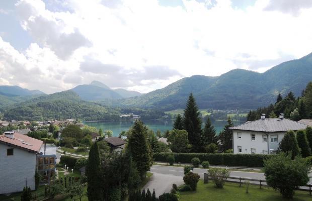 фотографии отеля Pension Seeblick изображение №7