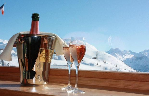 фотографии отеля Hotel Le Castillan Alpe d`Huez изображение №19