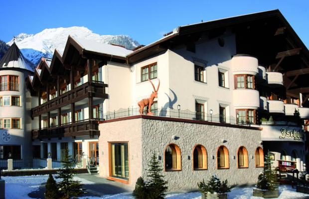 фото отеля Alpenhotel Ischgler Hof изображение №1