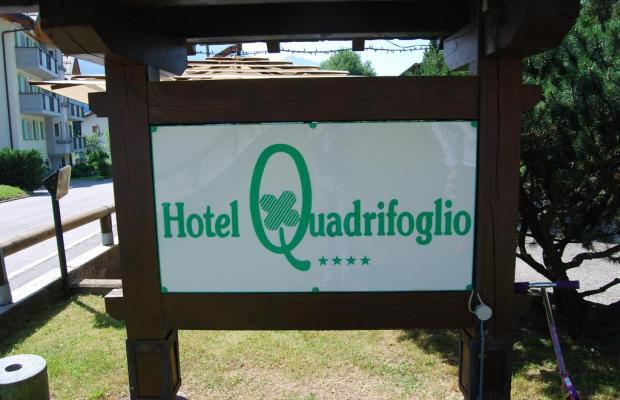 фото Hotel Quadrifoglio изображение №14