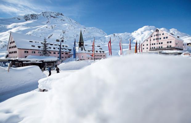 фото отеля Arlberg Hospiz Hotel изображение №1