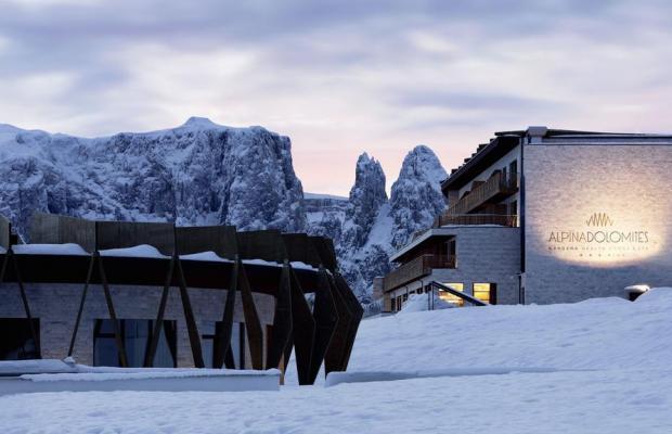 фото отеля Alpina Dolomites изображение №1