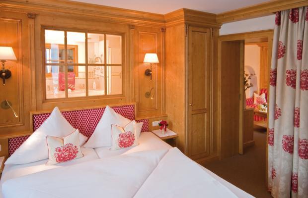 фотографии отеля Hotel Gletscherblick изображение №3