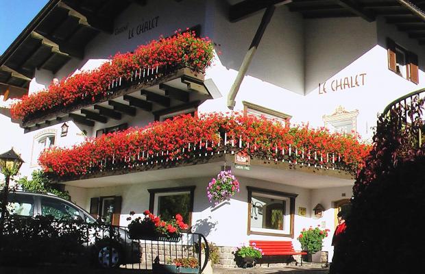 фото отеля Garni Le Chalet изображение №17