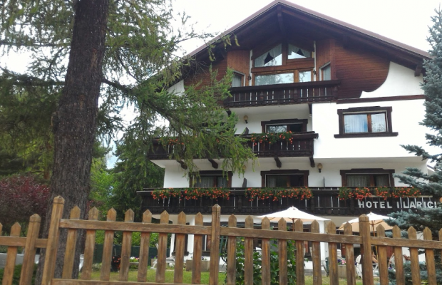 фото отеля I Larici изображение №13