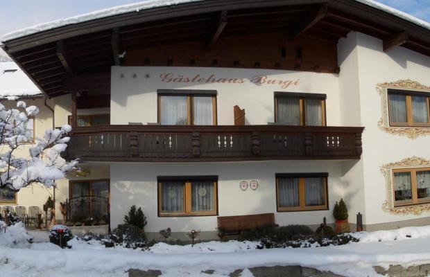 фото отеля Burgi Gaestehaus изображение №1