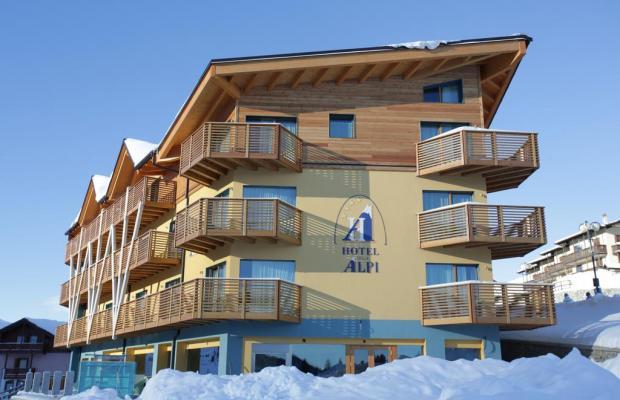 фотографии отеля Hotel delle Alpi изображение №3