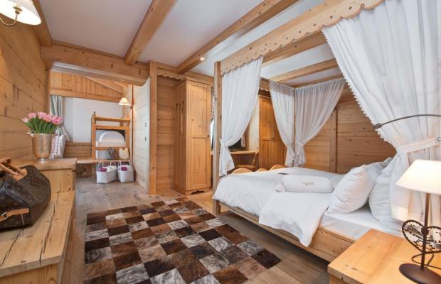 фотографии отеля Hotel Alpin Garden Wellness Resort изображение №15
