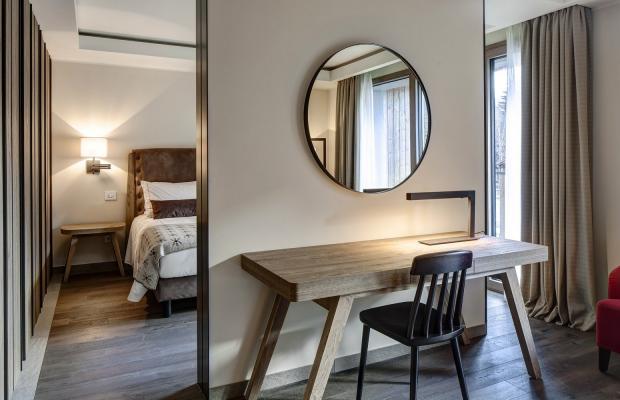 фотографии отеля Grand Hotel Courmayeur Montblanc изображение №7