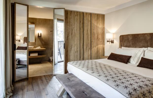 фотографии отеля Grand Hotel Courmayeur Montblanc изображение №3