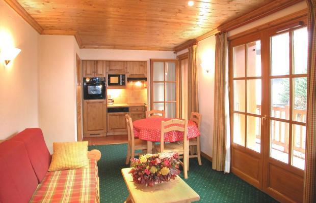 фото отеля Alpina Lodge Residense изображение №17