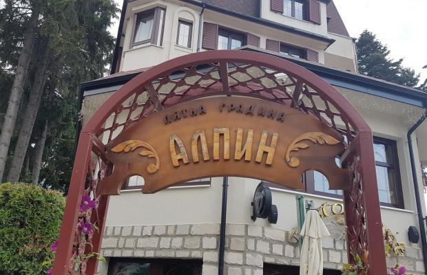 фотографии отеля Альпин (Alpin) изображение №43