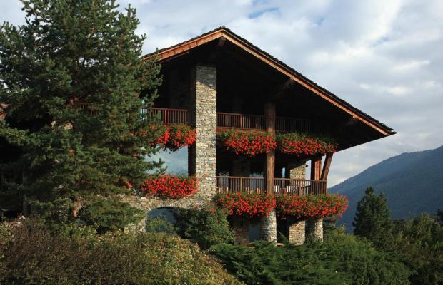 фотографии отеля Mont Blanc Hotel Village изображение №3