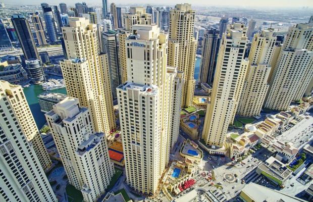 фото Hilton Dubai The Walk (ex. Hilton Dubai Jumeirah Residences) изображение №2