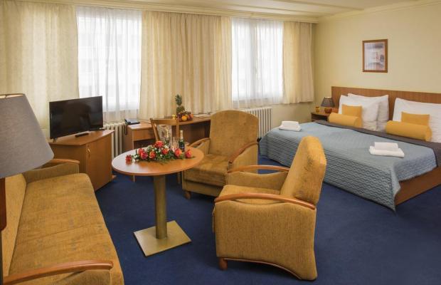 фотографии отеля Top Hotel Prague изображение №19