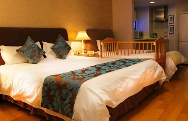 фотографии отеля TaiYue Suites Beijing изображение №55