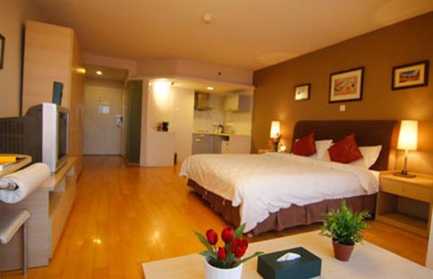фотографии отеля TaiYue Suites Beijing изображение №3
