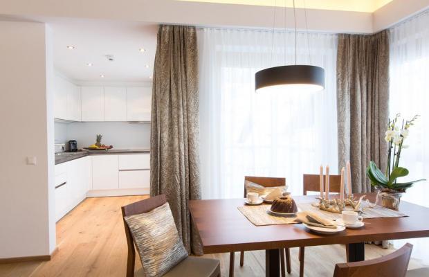 фотографии отеля Schneeweiss lifestyle - Apartments - Living изображение №75