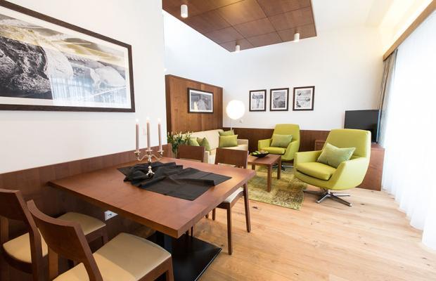 фото отеля Schneeweiss lifestyle - Apartments - Living изображение №21