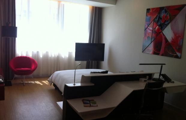 фотографии Tangram Hotel Xinyuanli изображение №8