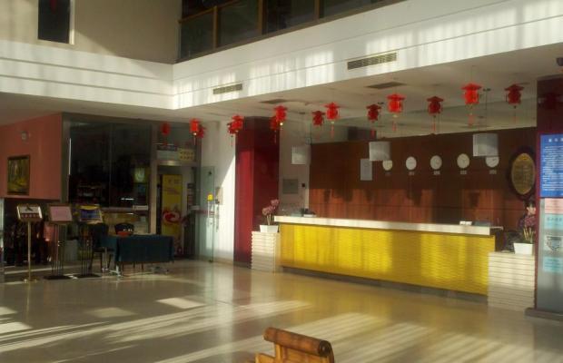 фото отеля Beijing Aulympic Airport изображение №21