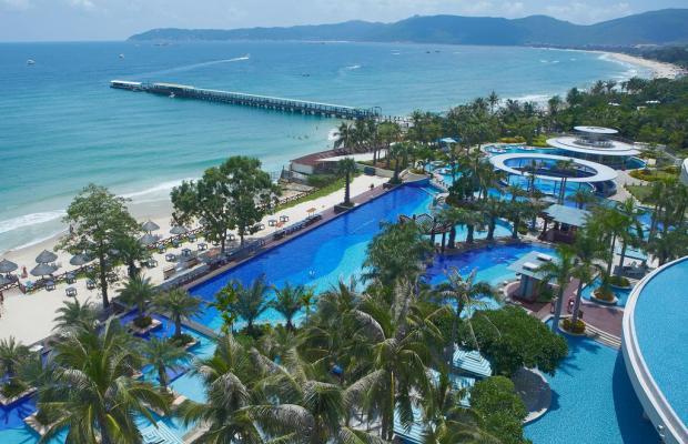 фотографии Lan Resort Sanya (ex. Holiday Inn Resort Yalong Bay Sanya) изображение №20
