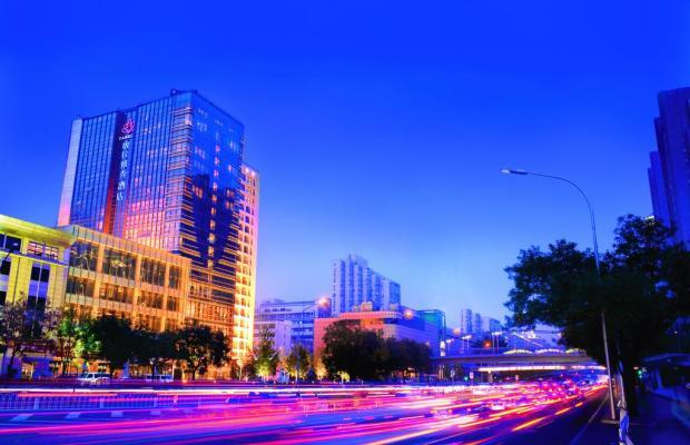фото отеля Tangla Hotel Beijing изображение №1
