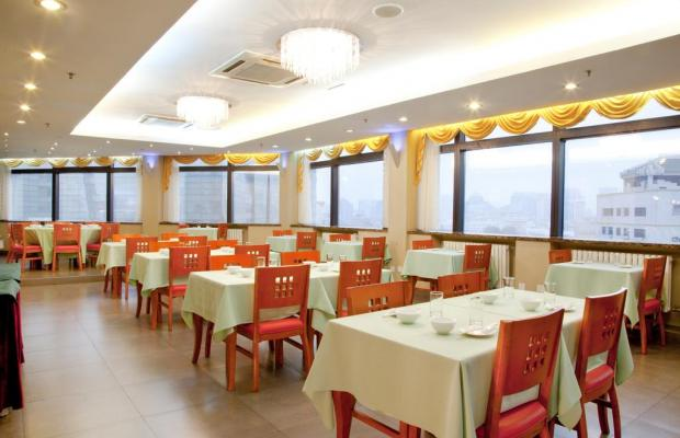фотографии отеля Beijing HWA Apartment Hotel изображение №7