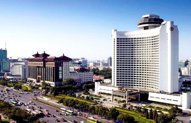 фото отеля Beijing International изображение №1