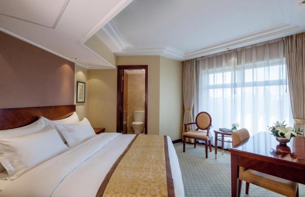 фотографии отеля Beijing Landmark Hotel изображение №19