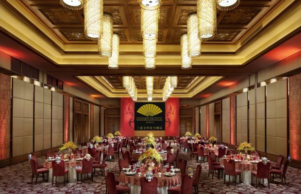фотографии отеля Mandarin Oriental Sanya изображение №15