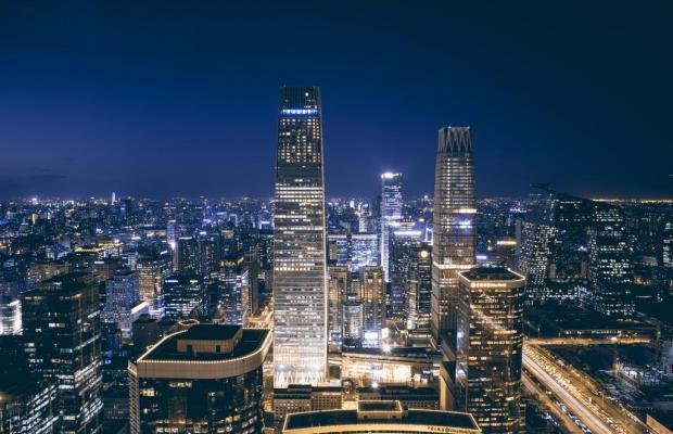 фотографии отеля Park Hyatt Beijing изображение №3